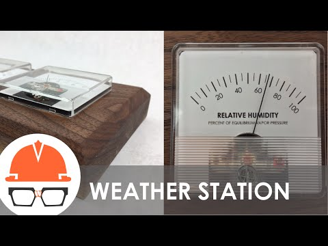Arduino Weather Station - Internet of Things and the Particle Photon