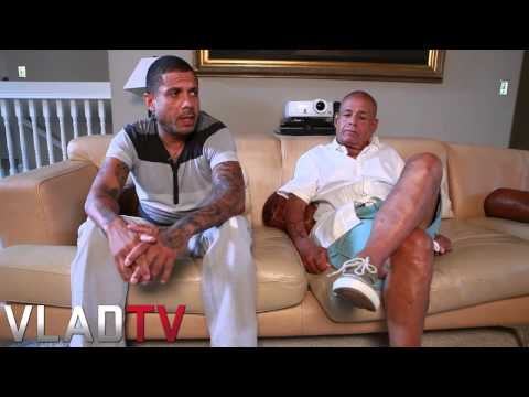 "Benzino Calls Stevie J ""B**ch A**"" Over Althea Nude Pics"