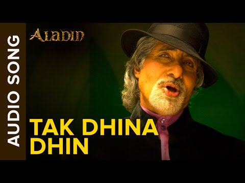 Tak Dhina Din (Full Audio Song)  | Aladin | Ritesh Deshmukh & Jacqueline Fernandez