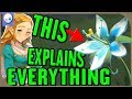 How Breath of the Wild's Silent Princess Symbolizes EVERYTHING! | Gnoggin