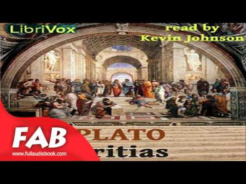 Critias Full Audiobook by PLATO by Classics), Myths, Legends & Fairy Tales,  General Fiction