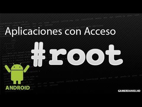 Mejores Aplicaciones con Acceso Root! - GamerDanielHD