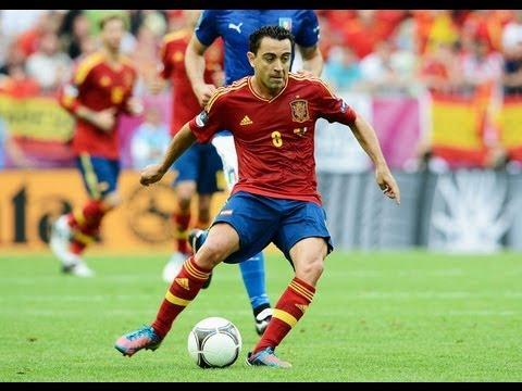 Xavi Hernández - Euro 2012