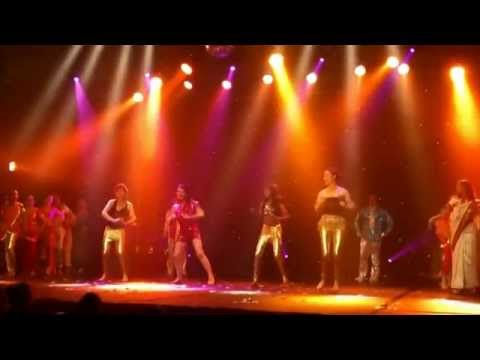 """ Bollywood Dream ""  (extraits du spectacle de fin d'année)"