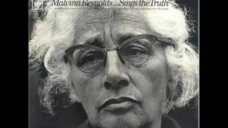 Watch Malvina Reynolds Quiet video