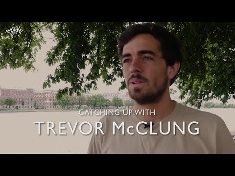 Catching up with Trevor McClung