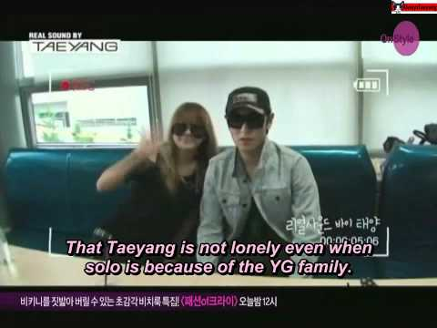 [Eng Subs] Real Sound by Taeyang - Episode 2 [2/4]