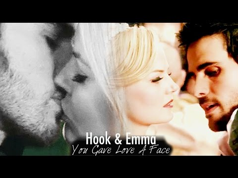 Hook & Emma || You Gave Love A Face