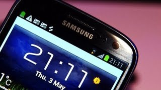Samsung Galaxy S3 vs Sony Xperia S Test Comparison