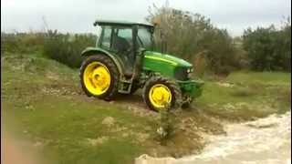 John Deere 5625 4x4 Off Road