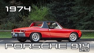 1974 Porsche 914 2.0, Car/Owner Profile / Finally Getting the Respect it Deserves