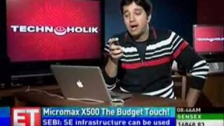 All new Micromax X500_ The budget phone