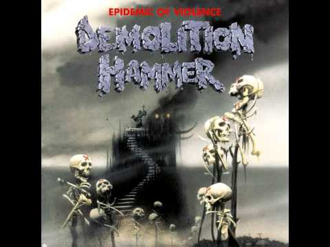 Demolition Hammer - Envenomed