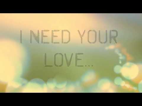 Calvin Harris Ft. Ellie Goulding - I Need Your Love (Lyric Video)