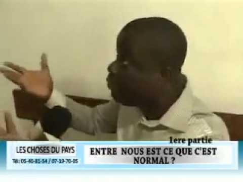 #Gabon - Escroquerie Patience Dabany et sa bande? - Chose du Pays TV+
