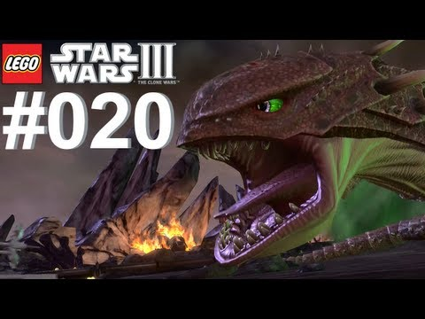 Let's Play LEGO Star Wars 3 The Clone Wars #020 Das Zillo Biest [Together] [Deutsch]