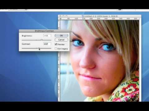 0 IceflowStudios Design Training   Brighten up your Image in Photoshop!
