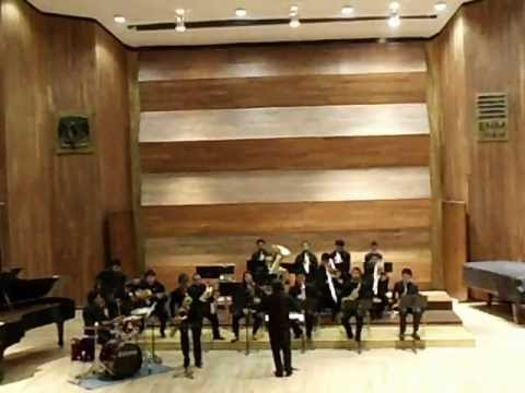 Feeling Good - Orquesta de Jazz de la ENM - UNAM