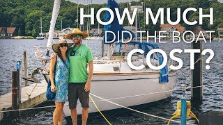 How Much does a Bluewater Sailboat Cost? | Sailing Soulianis - Ep. 22