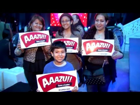 Chapa Tu Aaazu Y Gana Muchos Premios!