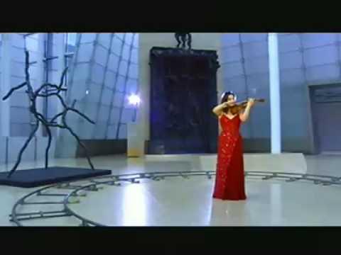 Sarah Chang - Paganini Cantabile (HQ)