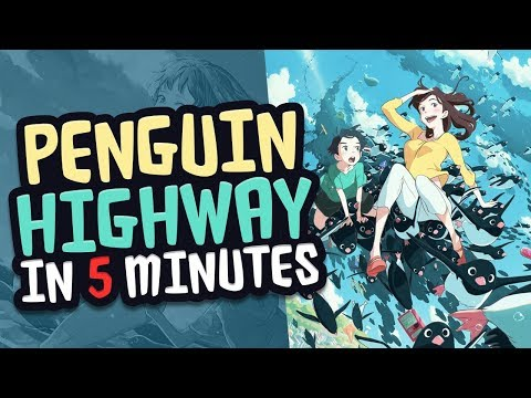 Penguin Highway Review In 5 Minutes