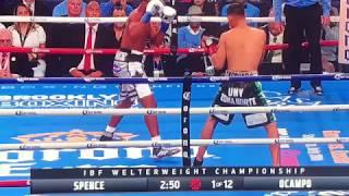 ERROL SPENCE JR VS CARLOS OCAMPO FULL FIGHT REVIEW!