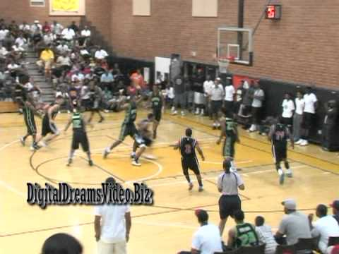 Drew Summer League 2012 Week #7 Highlights Money Gang vs Cheaters 2