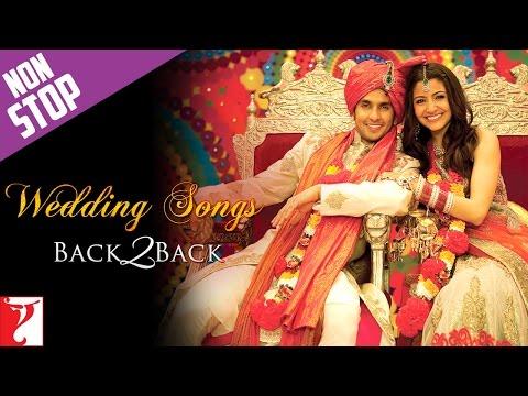 #Back2Back :  Wedding Songs