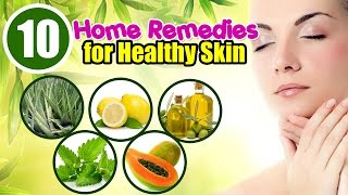 Healthy Glowing Skin Remedy || Best Health Tips || Health and Beauty Care