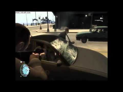 Game play GTA IV Rodando Em Gma HD + Core I3 Graphics