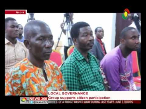 ACTION VOICES LAUNCHED IN ACCRA