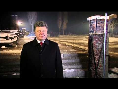Poroshenko Warns Europe Against Possible War Threat: Ukraine labels Russia 'aggressor state'