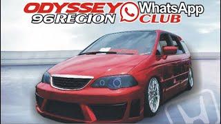 Honda Odyssey WD ешка :) Победа над стартером :)