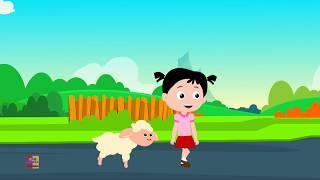 mary có một con cừu nhỏ | vần điệu trẻ | Mary Had A Little Lamb | Preschool Vietnam | Baby Song