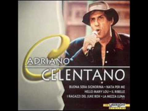 Adriano Celentano - Buonasera Signorina