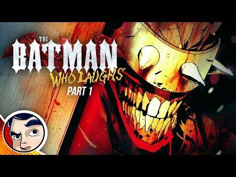 """The Batman Who Laughs """"Greatest Evil Returns"""" #1   Comicstorian"""