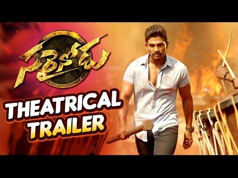 Sarrainodu Theatrical Trailer || Allu Arjun, Rakul Preet, Boyapati Sreenu, Thaman thumbnail