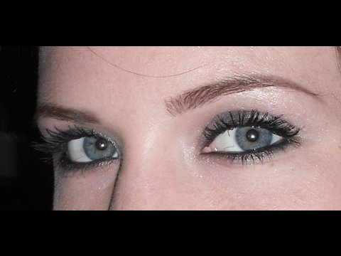 Silver 90210 Jessica Stroup Inspired Look