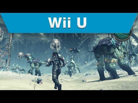 Wii U - Xenoblade Chronicles X E3 2015 Trailer