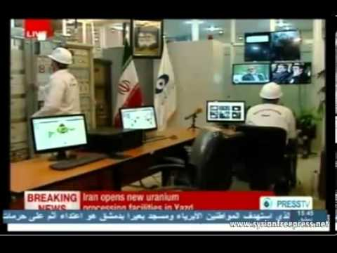 09_04_2013 ~ Syria News (ENG) ~ National Syrian Television / April 09, 2013