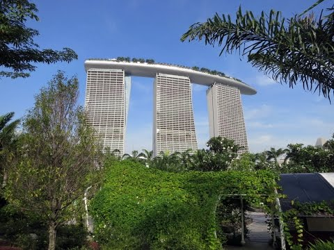 Singapore SkyPark, Celebrity Millennium Cruise