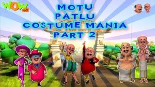 Motu Patlu Costume Mania - Compilation Part 2 - 30 Minutes of Fun! As seen on Nickelodeon
