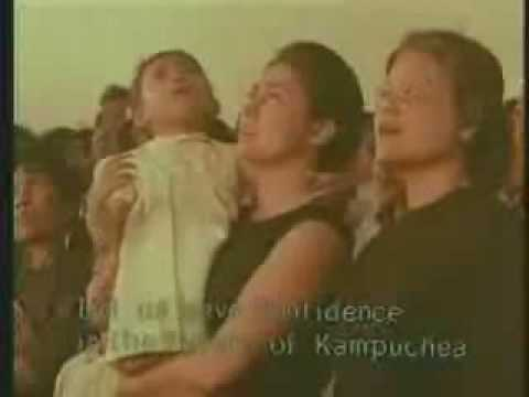 Khmer National Anthem Music Video 1969 video