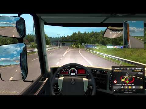 ETS2MP-Konvoi vom 24.05.15: Danzig - Bergen (2/2) [HD]