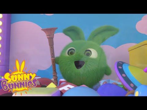 Cartoons For Children | SUNNY BUNNIES - THE GRABBER | New Episode | Season 3 | Cartoon