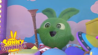Cartoons For Children | SUNNY BUNNIES - THE GRABBER | New Episode | Season 3 | Cartoon