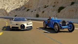 The Pur Sang Bugatti Type 35 | Chris Harris Drives | Top Gear
