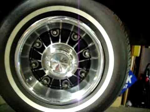 Pontiac 8 Lug Eight Lugs Wheels And Drums Wheel And Drum 1