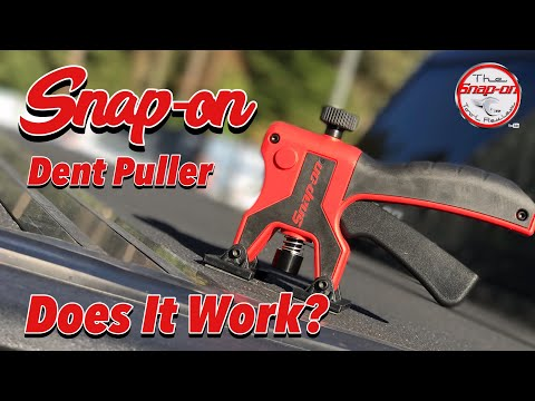 Snap-on's Dent Puller CADP8850KIT - Does It Work?